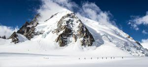 Ski touring and study french in Chamonix with Insted
