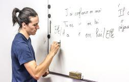 language courses in Chamonix, French, English, Italian, Spanish and Russian