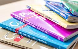 French language course books