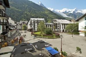 insted in Chamonix has cheap seasonal accommodation in chamonix