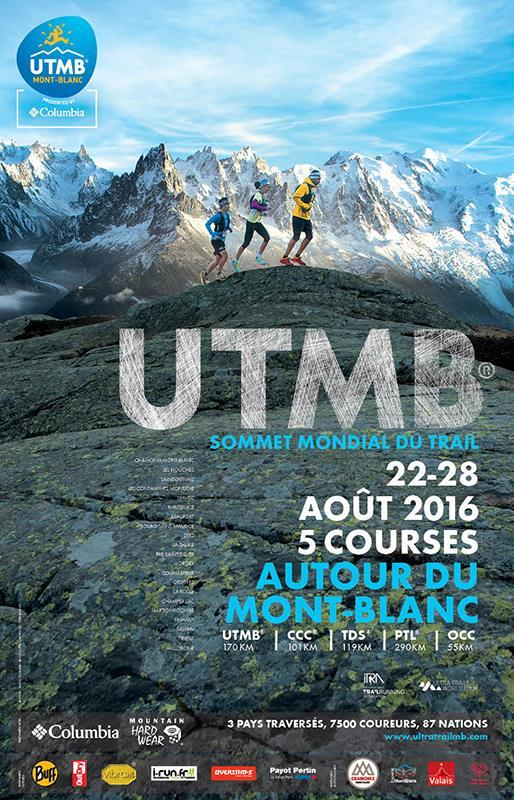 UTMB, ultra trail du mont blanc, chamonix trail running