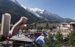 Chamonix world cup, sports climbing, chamonix summer activities, chamonix holiday