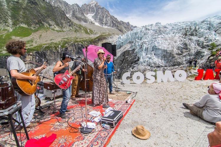 cosmo jass festival, chamonix summer festival, chamonix summer music festival