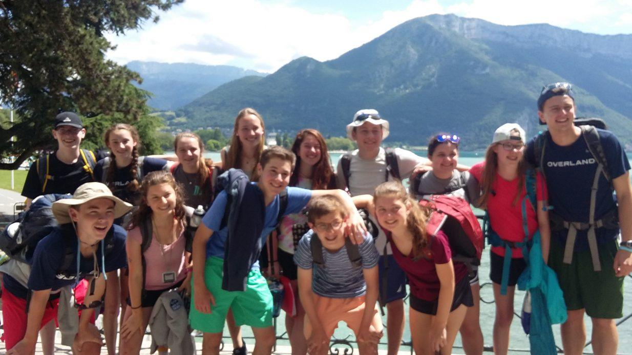Overland Annecy