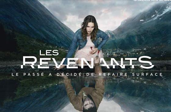 Les revenants, language school, learn french