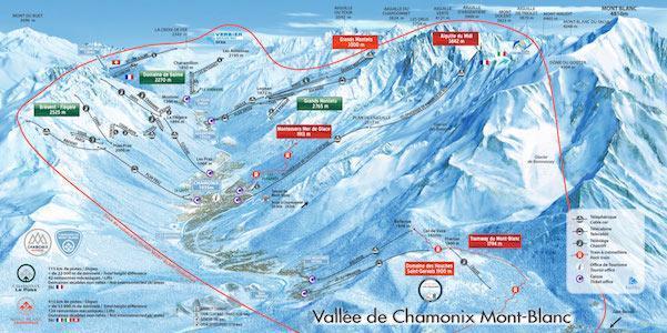 Chamonix Insted, Chamonix Skiing, Chamonix Winter