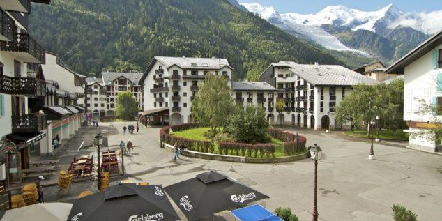insted in Chamonix has cheap seasonal accommodation in chamonix