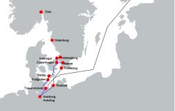 köra från Sverige, Norge och Finland till chamonix