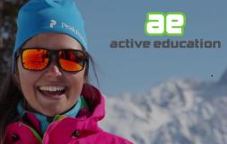 Active education is working with Insted in Chamonix