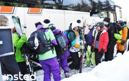 Insted's student trip to Courmayeur